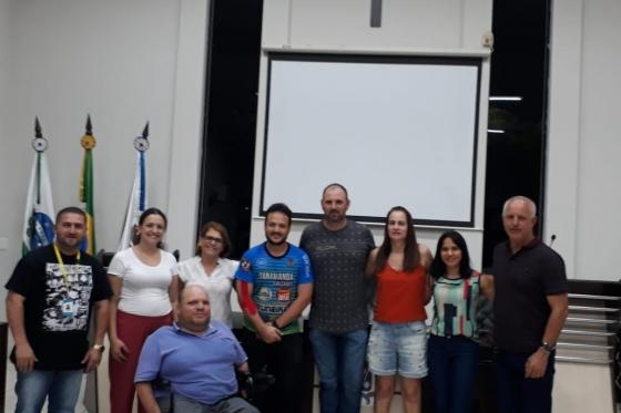 NO DIA 21 DE FEVEREIRO HOUVE A ELEIÇÃO DA NOVA DIRETORIA DA ACITO